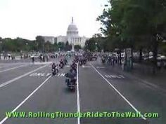 rolling thunder memorial day ride 2014