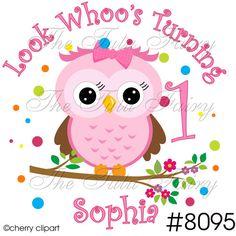 Owl Birthday Invitations by LollipopPrints on Etsy 1200 Stella