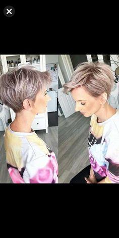Thin Hair Cuts should i cut my hair short if its thinning Older Women Hairstyles, Short Bob Hairstyles, Hairstyles With Bangs, Shaggy Haircuts, Thin Hair Cuts, Cut My Hair, Corte Y Color, Short Hair With Bangs, Medium Short Hair
