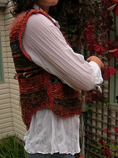 Ravelry: Sunset Bolero Vest pattern by Jane Thornley Vest Pattern, Free Pattern, Cricket Loom, Hand Dyed Yarn, Purple Grey, Light In The Dark, Knitting Patterns, Ravelry, One Piece