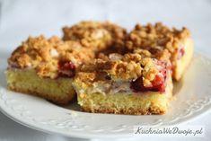 335 Ciasto zesliwkami ibeza KuchniaWeDwoje_PL Dessert Spoons, Mince Meat, Crumpets, Mud Pie, Impreza, Fritters, Flan, Doughnut, French Toast