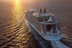 Allure of the Seas #travel #cruising