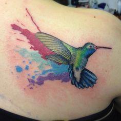 Hummingbird Tattoo Ideas