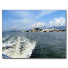 Sailling Postcard