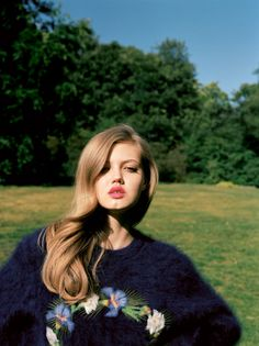 Lindsey Wixson by Angelo Pennetta forSelf Service #35