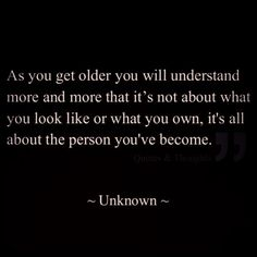Growing up quote