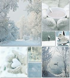 Moodboard Winter...