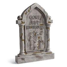 Gone But Not Forgotten Gravestone