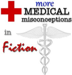 New #ScienceInSF post: More Medical Misconceptions in Fiction, with nurse Stephanie Sauvinet.