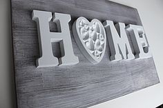 A lovely sign for your home!