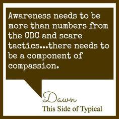 Compassion for Autism