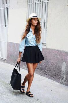 Chic Street style women fashion21