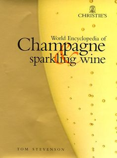 Christies World Encyclopedia of Champagne and Sparkling Wine ** Continue to the product at the image link.