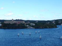 #PuertoMahón #Mahón #Menorca Menorca, River, Outdoor, Islands, Outdoors, Outdoor Games, The Great Outdoors, Rivers