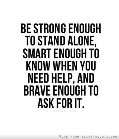 Twitter / actionhappiness: Be strong enough to stand alone, ...