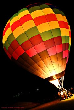 ✯ Balloon Glow at The Brucemore in Cedar Rapids IA
