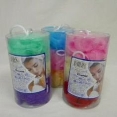 3Pc Body Sponge In Pvc Tube Case Pack 48 3Pc Body Sponge In Pvc Tube Case Pack 48 by DDI. $115.50. Picture may wrongfully represent. Please read title and description thoroughly.. Shipping Weight: 9.90 lbs. Please refer to SKU# ATR22028190 when you inquire.. This product may be prohibited inbound shipment to your destination.. Brand Name: DDI Mfg#: 787779. 3Pc Body Sponge In Pvc Tube - Bath & Body Works Exfoliating Gauze Sponge In 3 Shades Of Pink With Rope To Han...