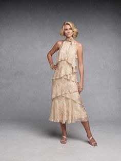 Beach Wedding Attire For Mothers | Mother Of The Bride Dresses For A Beach Wedding (Source ...