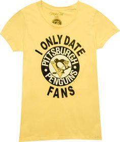 Ha ha ha Amen. I learned my lesson dating a Leafs fan. NEVER again. Pens fan or single.