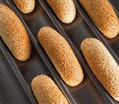 Рецепт булочек для хот-догов