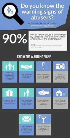 Do you know the warning signs of #abusers? #DomesticViolence #Abuse #Assault
