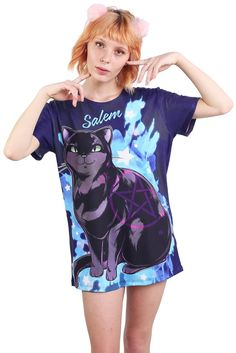 Salem Tee - LIMITED - Made To Order