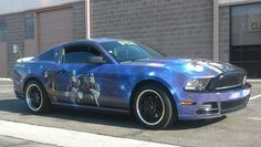 Star Wars theme vehicle wrap for Car-Con 2015 and other related events happening in Tucson. #starwars #tucson #printing #wraps #comiccon