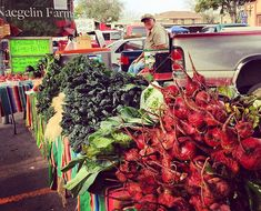 Saturday is a market day at New Braunfels Farm to Market in Texas 9am - 1pm http://www.farmersmarketonline.com/fm/NewBraunfelsFarmersMarket.html