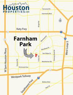 Farnham Park Houston: Guide to Farnham Park homes for sale, real estate, neighborhood. Farnham Park maps, home pictures, prices, and neighborhood info http://www.houstonproperties.com/houston-neighborhoods/farnham-park