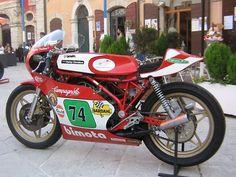 Moyen Enseigne en Métal Vintage Garage 56 Honda de Course Motocycle Repsol Moto