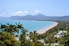 Four Mile from Flagstaff Hill, Port Douglas, North Queensland, Australia Wonderful Places, Beautiful Places, Beautiful Scenery, Amazing Places, Places To Travel, Places To See, Sea Trek, New Zealand Country, Airlie Beach