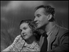"Sheila Sim and Eric Portman. ""A Canterbury Tale"" 1944."