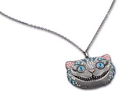 Chesire cat by Swarovski