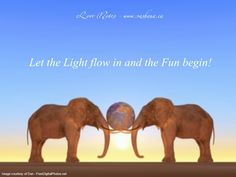 Let the Light flow in and the Fun begin! http://www.getresponse.com/archive/rashanasnewsletter/Rashanas-Love-Notes-March-21-2014-28285703.html