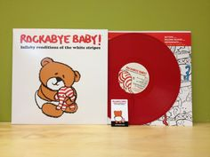 Record Store Day Exclusive: Lullaby Renditions of The White Stripes