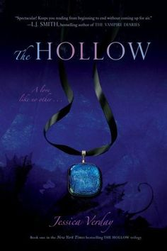 The Hollow (Hollow Trilogy Series #1) I actually liked this trilogy more than I thought I would. Would recommend to friends.