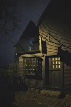 The House of the Seven Gables, Salem, Essex County, Massachusetts