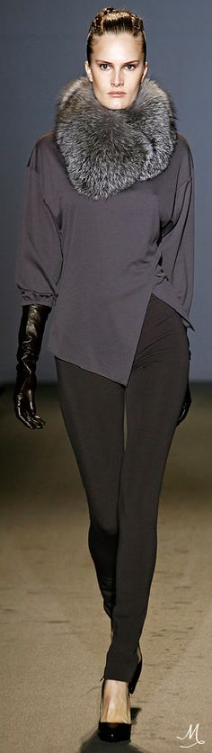 FALL 2011 READY-TO-WEAR Andrew Gn                                                                                                                                                                                 More