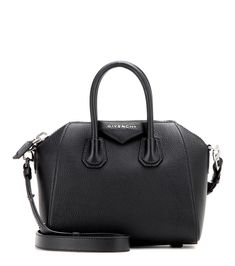 6f2a6df5b405 Givenchy - Antigona Mini leather shoulder bag - Givenchy s  Antigona  tote  is the bag