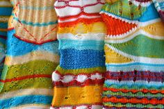machine knitting-RMIT by Sigrid von Senger, via Behance