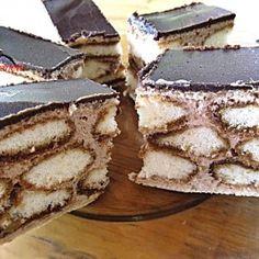 Hungarian Cake, Hungarian Recipes, Weekday Meals, Cake Bars, Christmas Treats, Cake Cookies, Tiramisu, Cheesecake, Food And Drink