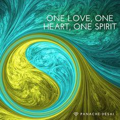 ~ One love, one heart, one spirit. Deep Love, Love And Light, Just Love, Spiritual Wisdom, Spiritual Awakening, Spiritual Medium, Spiritual Thoughts, Express My Gratitude, Positive Inspiration
