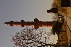 minaret, daualatabad , india