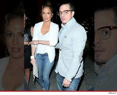 #JenniferLopez & #CasperSmart back on again & creepin around on the DL! Bringmeyourtorch.com