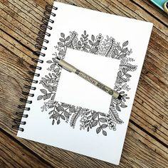 Where are those lettering skills when you really need em ! Bullet Journal Workout, Bullet Journal Ideas Pages, Bullet Journal Inspiration, Book Journal, Journals, Notebooks, Visual Thinking, Art And Hobby, Doodle Art