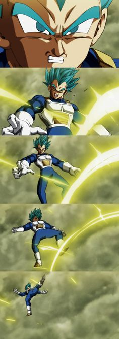 Vegeta❤ that's the thing about all db characters, they all look so cool when they get punched in the face Samurai Flamenco, Afro Samurai, Deadpool, Terror In Resonance, Wolf Children, Db Z, Goku And Vegeta, Ajin, Gurren Lagann