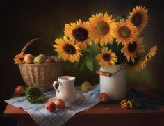 Sunflowers by Tatiana Skorokhod - Photo 149484801 - 500px