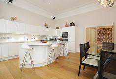 Modern kitchen by NSI DESIGN LTD. https://www.homify.co.uk/ideabooks/34636/5-spectacular-modern-kitchen-designs