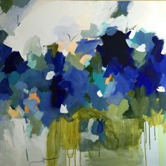 Artist Pamela Munger.