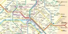 Paris Underground Map Pictures Paris Metro Map Pictures Paris Subway Map Pictures The Paris Busline Map : a acceptable agency of busline and. France City, France Map, Paris France, Train Map, Bus Map, Metro Paris, Underground Map, Gervais, Alphabet